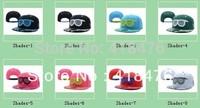Free shipping for Shades SnapbacksBasketball cap Adjustable cap (2pcs/lot), high quality