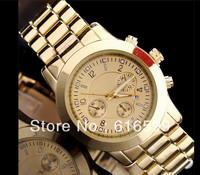 NEW arriving !hot !  Fashion  Quartz wristwatch    Women  ladies watch with calendar diamond free shipping swiss post