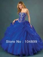 New HOT SALE fashion Allure Quinceanera Dress Q259 Blue Purple Ball Gown Quince Dress Evening dress