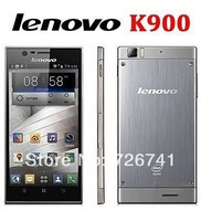 New Original Unlocked Lenovo K900 Smartphone Intel Powered 2.0GHz 5.5 Inch FHD Screen 2G RAM 16G Android 4.2 5.5'' 1920x1080