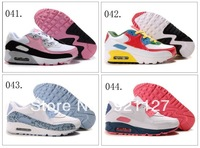 53 Colours Free Shipping  90 Max Women's Running Sport Footwear Sneaker Trainers Shoes ( 41 - 53 Colours )