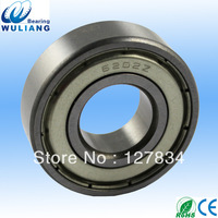 China High quality Stainless steel bearing 6202 deep groove ball bearing with size 15*35*11mm