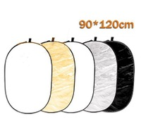 "90x120cm/36""x 48"" Collapsible 5 in 1 Photo Light Reflector   30200223"