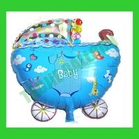Free Shipping 50pcs/Lot Kids Balloon,Baby Balloons,Foil balloons