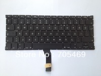 Hot selling A1369 TR Turkish Turkey keyboard for Macbook Air 13'' A1369 A1466 ,Brand New