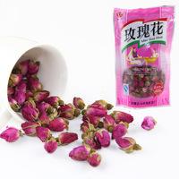 Herbal tea premium rose tea beauty of 50 bags