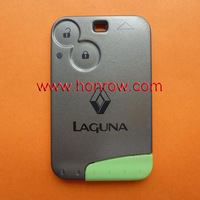 High Quality Renault Laguna 2 Button Remote Key  with pcf7946 Chip and 433MHZ