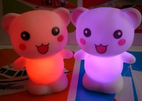 Colorful small eye-lantern colorful small night light led small night light doll colorful small night light