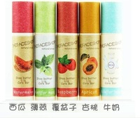 2013 Hot seling 5color 5 flavor New Famous USA brand lipstick Lip Balm 3g.free shipping(5pcs/ lot)