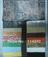 Decorative Leather For Bag,Furniture,Wallpaper And So On,Home Textile Fabric,Free Shipping