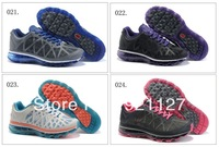 43 Colours Free Shipping  2011 Max Mesh Women's Running Sport Footwear Sneaker Trainers Shoes ( 21 - 40 Colours )