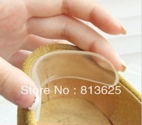 5Pairs Silicone Gel Heel Cushion Foot Care Shoe Pads