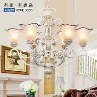 Free shipping G bedroom pendant light fashion vintage lighting living room lights lamp simple european lamps 70132