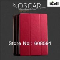 Kalaideng OSCAR Series Wake UP Smart PU Leather case For Ipad 5 Ipad Air ,MOQ:1pcs free shipping