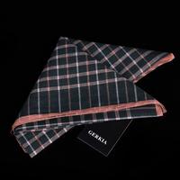 Quality 100% cotton handkerchief male child handkerchief female cotton 916 100%