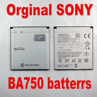 100% Orginal Sony Ericsson  1500mah BA750 Battery For Sony Ericsson Xperia Arc LT15i X12 LT15a
