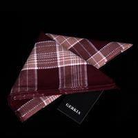 Quality 100% cotton handkerchief male child handkerchief female cotton 917 100%