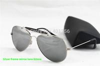 Brand New Fashion sunglasses, Men's/Women's sunglasses,designer Sunglasses Gold frame brown Lens 9 color for choice with box