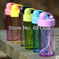Free shipping genuine portable leak-proof cups, creative plastic cup phone