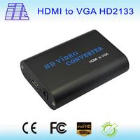 Professional  hdmi to vga converter HD2133