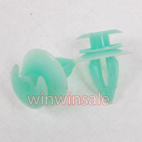 Freeshipping 50pcs  For  3 5 7 Series E34 E36 E38 E39 51411973500 Door Panel Clip Retainer
