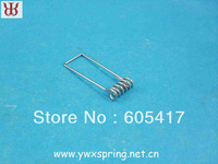 Manufacturers to supply Nickel-plated spring clip for downlight, light spring clip, lamp spring clip