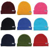Skateboard neff burton  men  women cold cap bboy hat knitted autumn and winter skiing hip-hop hat   free  shipping