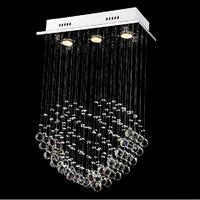 Modern   living room  restaurant lamp   romantic crystal  spiral crystal chandelier