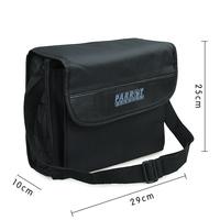 HZ4800 casual canvas shoulder bag for women  fashion canvas handbag with letters for men black men's briefcase for ipad/iphone