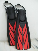 free shipping Atomic Aquatics Splitfins with Nylon Buckle