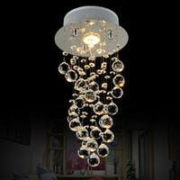 Free Shipping k9 modern crystal chandeliers,D200*H550mm supernova sale
