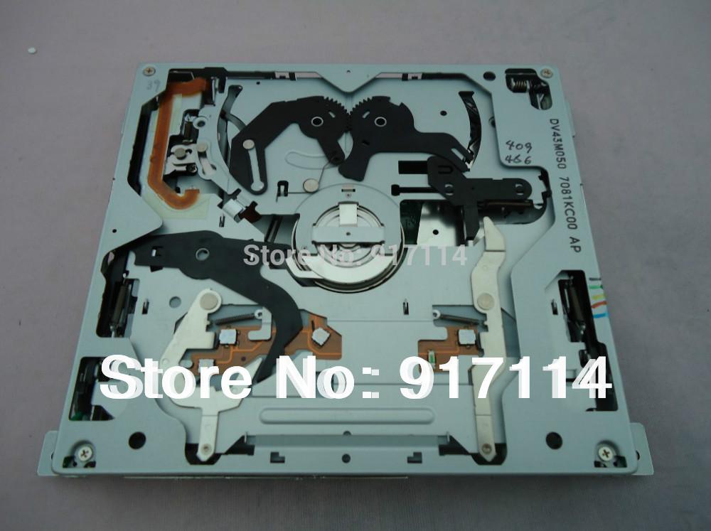 Brandnew Alpine DV43M DV43M050 Car DVD mechanism for Cadillac CTS Navi Mercedes-Benz APS NTG2.5 Navi Car audio Car navigation(China (Mainland))
