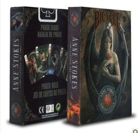 New Bicycle Anne Stokes V1 Deck Playing Card Top Grade Playing Cards Creative Poker  Magic Card