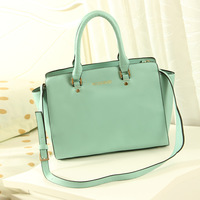 2013 autumn and winter women's handbag vintage elegant women's messenger bag handbag candy color handbag messenger bag