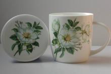wholesale bone china flower
