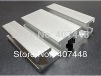 1pcs Length=L700mm  2080G Extrusion Aluminum Profile 20mmx80mm Aluminum Profiles for XZY Table