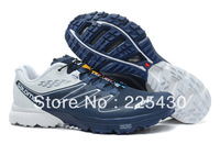 2013 Free Shipping New Salomon Shoes Men Athletic Running shoes hot sale tenis designer Zapatillas Hombres de correr Shoes