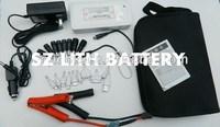 12V jump start car battery,lithium jump starter battery