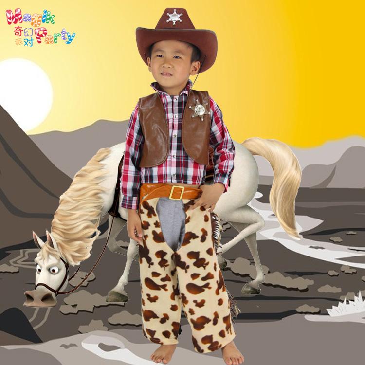 Toddler Boy Cowboy Costume Boys Cowboy Costume