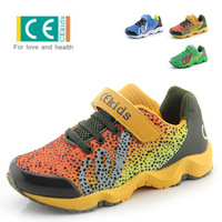 2013 children shoes ,genuine leather wear-resistant child sport shoes, boys shoes, Camouflage children shoes running shoes