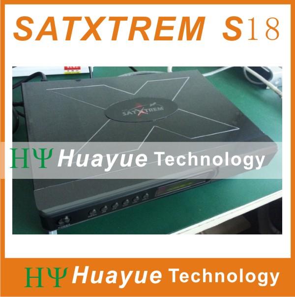 -S2 Satxtrem S18 IPTV receiver wifi arabic iptv receiver tv channels