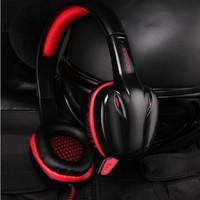 Free Shipping SA 904 Gaming Headphones usb game earphone 7.1 audio computer headset with mic fone de ouvido cobra cf doltalol