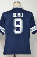 Free shipping,#9 Tony Romo Men's 2013 New Team Navy Football Jersey,Cheap Sale