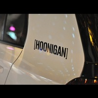Free Shipping volkswagen vw scirocco hoonigan r20 gti reflective stickers applique,custom made