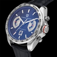 men fashion sports quartz Pagani Design brand watches with box (CX-2445A)