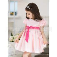 free shipping 1pcs/lot Lace children's dress free shipping 005
