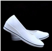 Free shipping Women's Nurse shoes,Lady's Casual Cloth Shoes Flats,Girls' Ballet Flats Solid Dropshipping