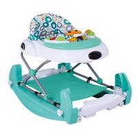 Walker multifunctional baby car child bb car slammed wheel walker