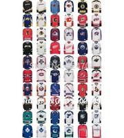 Kids Hockey Team Jerseys - Custom Any Number, Any Name Sewn On
