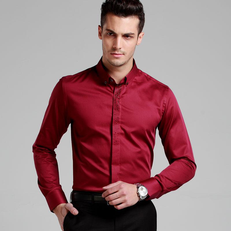 Red And White Long Sleeve t Shirt Long-sleeve Shirt Dark